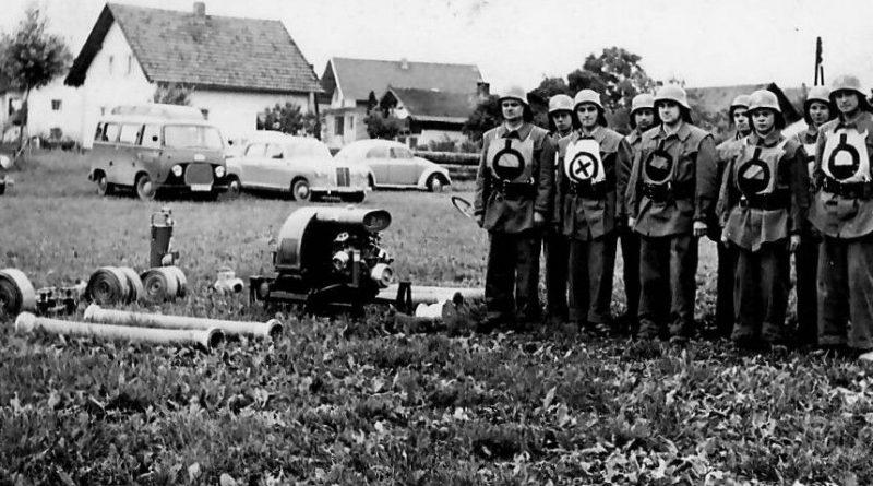 Heute vor 61 Jahre … erste Leistungsprüfung in Niederbayern