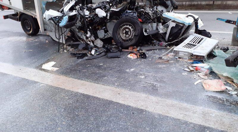 Verkehrsunfall BAB A3