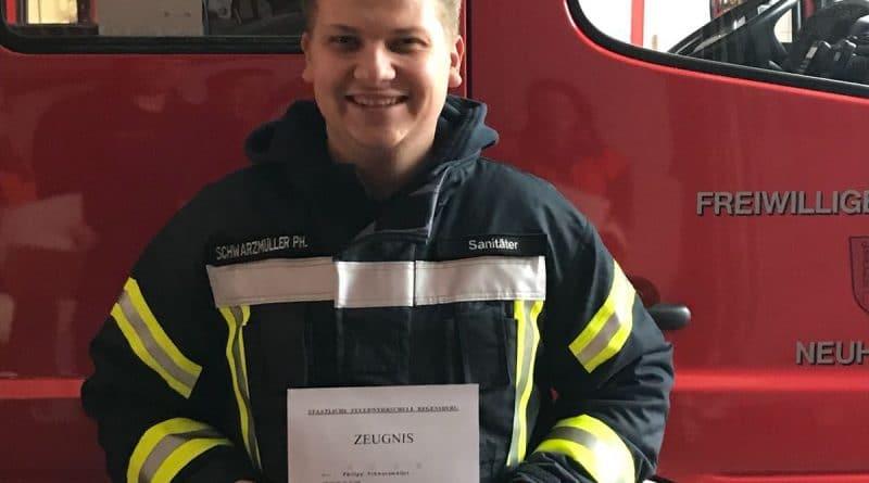 """Lehrgang zum """"Ausbilder in der Feuerwehr"""" erfolgreich abgeschlossen."""
