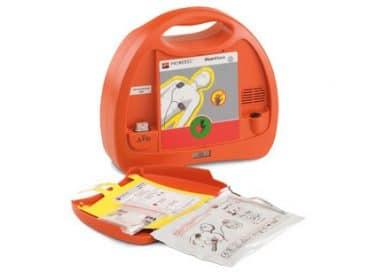 AED-Einsatz – Reanimation